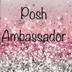 I'm A Posh Ambassador!!!
